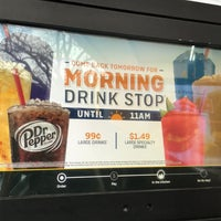 Photo taken at SONIC Drive In by Fran T. on 12/20/2017