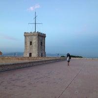 Photo taken at Castillo de Montjuic by Аrxipelag on 9/16/2013