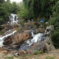 Photo taken at Thác Datanla (Datanla Waterfall) by Vera K. on 5/10/2013