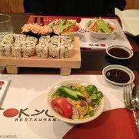 4/3/2013 tarihinde Rawan O.ziyaretçi tarafından Tokyo Restaurant'de çekilen fotoğraf