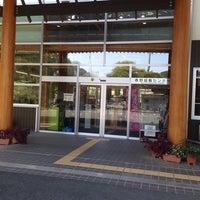 Photo taken at 浜松市春野協働センター by 西浜松 on 7/29/2014