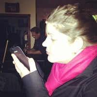 Photo taken at Dog House Pub by Victoria E. on 3/16/2013