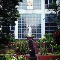 Photo taken at ทองหล่อ25 อาคารมูลนิธิคณะเซ็นคาเบียลฯ by May S. on 3/8/2014