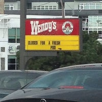 Photo taken at Wendy's by Casey B. on 10/26/2013