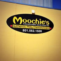 Photo taken at Moochie's Meatballs and More! by Daniel T. on 8/30/2013