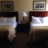 Photo taken at Wyndham Garden Hotel by Reyna I. on 9/13/2014