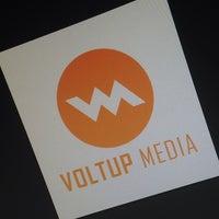 Photo taken at Voltup Media by Kevin H. on 4/21/2014