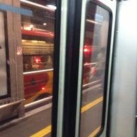 Photo taken at Metrobús Hamburgo L1 by Inti A. on 7/11/2013
