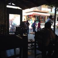 Photo taken at La Covacha Barra de Café by Inti A. on 1/25/2014