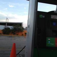 Photo taken at Gasolinera cualli 0475 by Inti A. on 12/31/2012