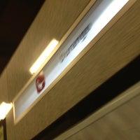 Photo taken at Metrobús Durango L1 by Inti A. on 2/4/2013