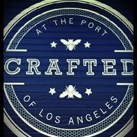 Foto tomada en CRAFTED at the Port of Los Angeles por Jason P. el 3/3/2013