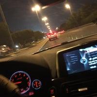 Photo taken at جسر السره والجابريه by Abdullah4saleh on 12/3/2015