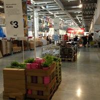 Photo taken at IKEA by Giampietro R. on 1/7/2013