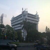 Photo taken at Gedung Nindya karya by Dhaniswara D. on 5/24/2013