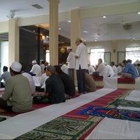 Photo taken at Masjid Ash Shiddiq by Dhaniswara D. on 10/14/2013