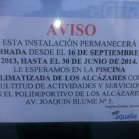 Photo taken at Punta Calera Spa Aqualia by John G. on 9/17/2013