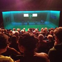 Photo taken at Teatr IMKA by Grzegorz P. on 11/15/2013