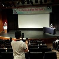 Photo taken at CineCode Sonje by Ji yeon P. on 7/22/2013