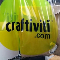 Photo taken at Craftiviti 10 Boulevard by Nazryn A. on 1/16/2016