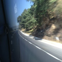 Photo taken at Autopista México - Puebla by Selene S. on 1/25/2013
