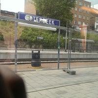 Photo taken at Gare d'Etterbeek / Station Etterbeek by Aubaïne D. on 4/26/2014