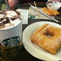 Photo taken at Starbucks by Александр К. on 2/6/2013