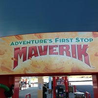 Photo taken at Maverick Gas by Matt A. on 7/29/2013