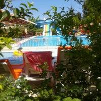 Photo taken at Lims Bona Dea Beach Hotel by Buket A. on 8/8/2013