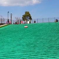 Photo taken at Toneri Park by Takayuki H. on 2/11/2013