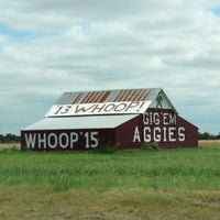 Photo taken at Gig 'Em Aggies Barn by Crispin G. on 7/27/2013