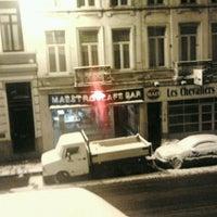 Photo taken at Hotel Scandinavia by Anatoliy S. on 3/24/2013