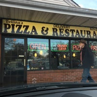 Photo taken at Martino's Pizza by Gokhan K. on 11/16/2017