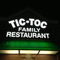 Tic Toc Family Restaurant - 2510 Northampton St
