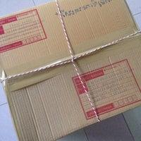 รูปภาพถ่ายที่ ไปรษณีย์ สายไหม โดย Mummy S. เมื่อ 12/19/2014