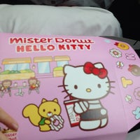 Photo taken at Mister Donut by Mummy S. on 6/22/2014