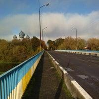 Photo taken at річка Горинь by Степан М. on 10/16/2017