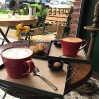 3/31/2018 tarihinde Gizem Ö.ziyaretçi tarafından Sloth Coffee Shop'de çekilen fotoğraf