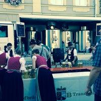 Photo taken at Marktfest Prien am Chiemsee by Pol V. on 8/17/2014