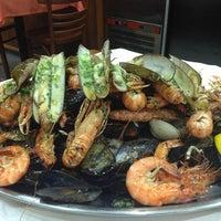 Das Foto wurde bei Restaurante Maxi von Sonia A. am 1/26/2013 aufgenommen