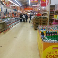 Photo taken at Магнит by Mega-engineer S. on 12/31/2015
