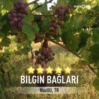 Photo taken at Bilgin Bağları by Erkan B. on 7/8/2014
