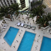 Photo taken at Epic Rooftop Pool by Shyleigh J. on 4/14/2013