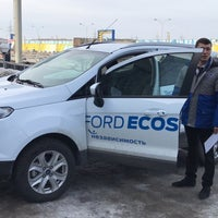 Photo taken at Ford Независимость by Мария И. on 3/18/2017