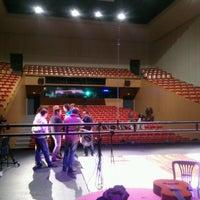 Photo taken at Teatro Sierra de Aracena by Gonzalo A. on 2/8/2013