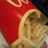 Photo taken at McDonald's by Maša H. on 12/29/2012