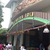 Photo taken at Kebun Binatang Gembira Loka by Evri W. on 12/31/2012