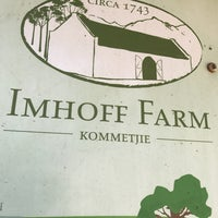 Photo taken at Imhoff Farm by Timothy D. on 11/10/2017