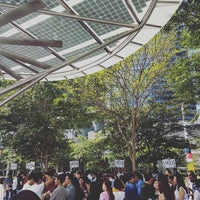 Photo taken at Marina Bay Financial Centre (MBFC) Tower 1 by Wil-Rainier V. on 9/23/2016