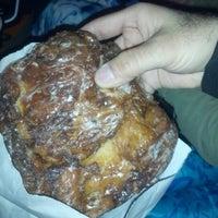Photo taken at Jim's Donut Shop by Robert G. on 1/15/2013